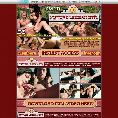 01-maturelesbian-str pornaccess