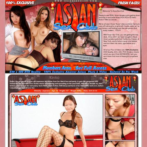 asian sex club
