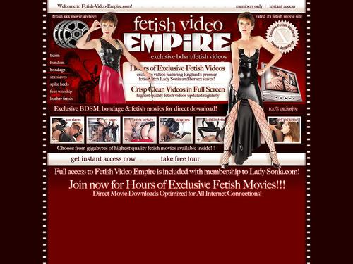 fetish video empire