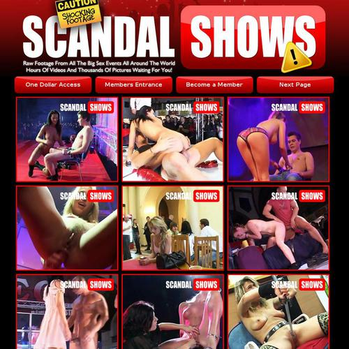 scandal shows