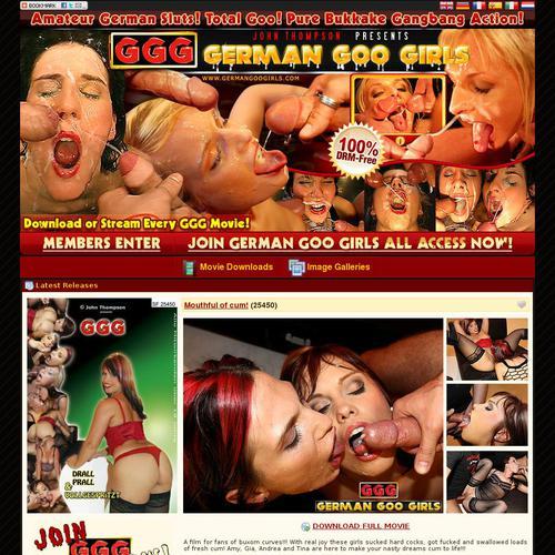 extreme german goo girl